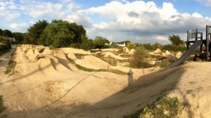 Terrain BMX